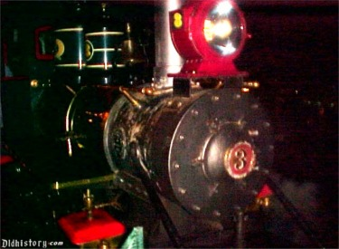 Close Up Of Engine#3: Fred Gurley