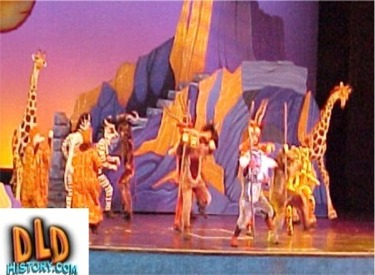 Animal Dancers (Lion King)