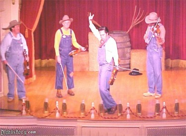 Billy Hill & The Hillbillies (performing Puddle Prance)