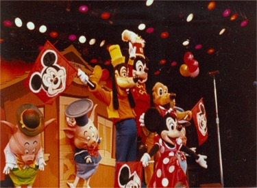 The Disney Story Stage Show