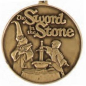 Sword In The Stone Medal