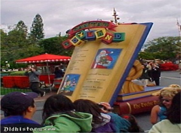 Toyland Storybook Float