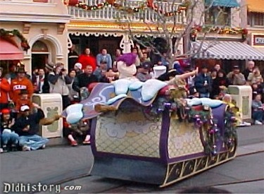 Aladdin Float