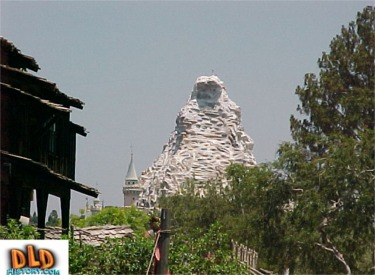 The Mill, Sleeping Beauty Castle and Matterhorn