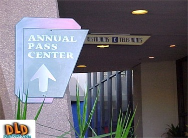 Sign To New Annual Pass Center