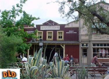 Frontierland Storefront