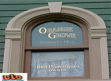 Ron Dominguez Window On Main Street