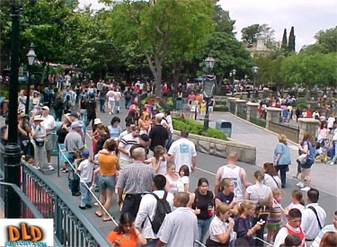 Crowds In May