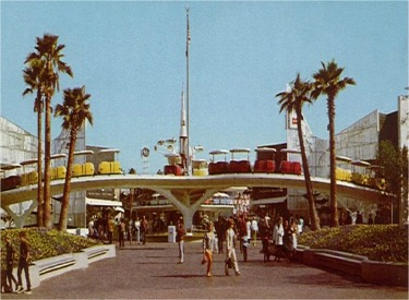 Old Tomorrowland Entrance