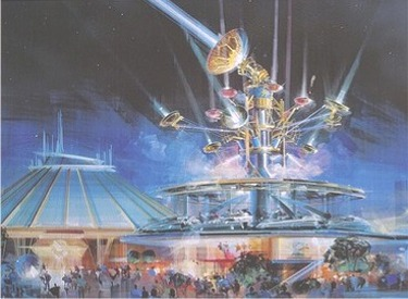 Concept Of Tomorrowland 1998