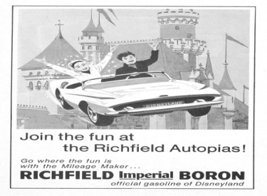 Richfield Gasoline Advertisment