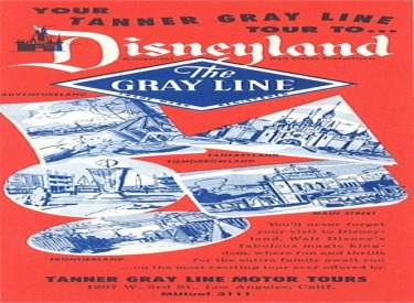 Grayline Tour To Disneyland
