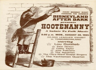 Disneyland After Dark Hootenanny