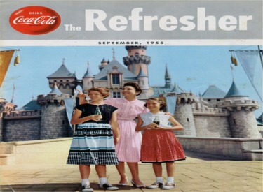 Coca Cola The Refresher Cover