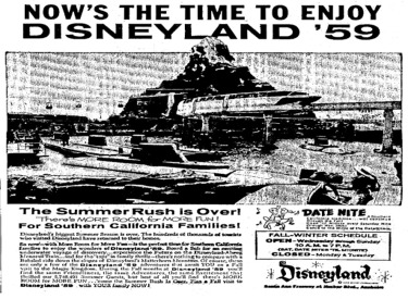 Now Is The Time To Enjoy Disneyland 59