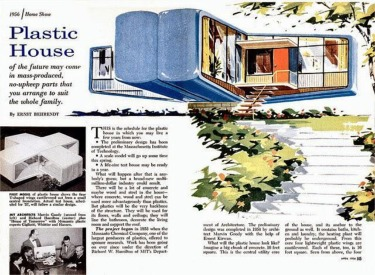 House Of The Future Ad
