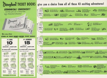 Ticket Flyer
