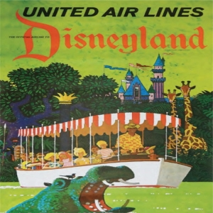 Jungle Cruise United Airlines Ad