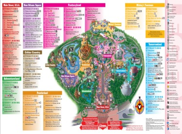 Resort Map(2012)