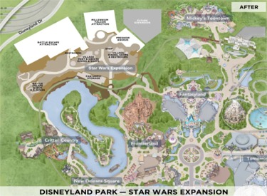 Concept After Star Wars Land(2015)