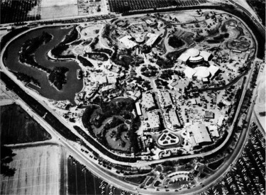 Aerial View Pointing North(1955)