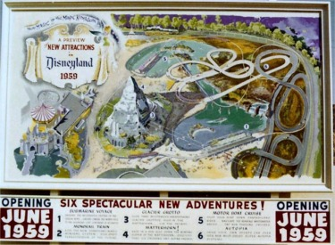 Coming Attractions Sign(1958)