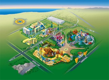 Resort Map(2003)