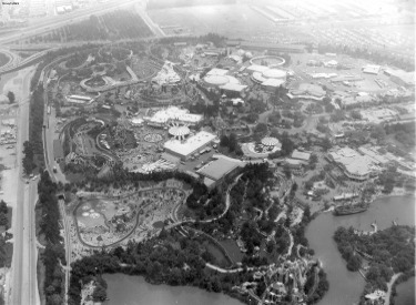 Aerial View Pointing East(1962)