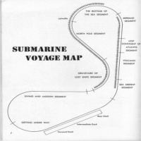 SOP Manual Submarine Voyage Map