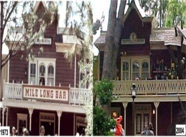 Mile Long Bar - Winnie The Pooh Store 1973-2002