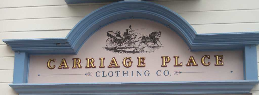 Carriage Place Clothing Co.