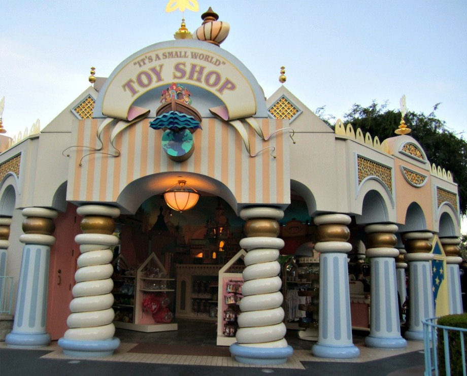 It 's A Small World Toy Shop