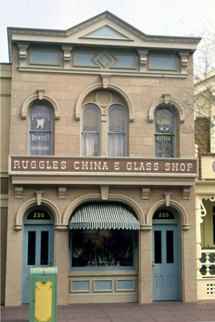 Ruggles China And Glass Shop
