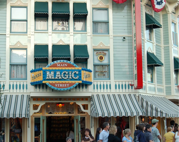 Main Street Magic Shop