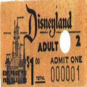 Admission Ticket